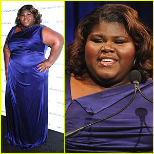 Gabourey Sidibe: Thank You for Not Throwing Rocks