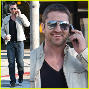 Gerard Butler to Future Girlfriend: Meet Me on a Bridge!