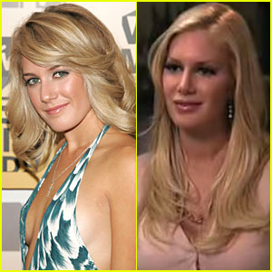 H Cup Breast Implants Heidi Montag Ph...
