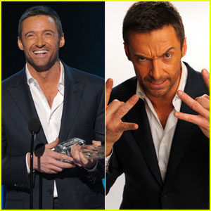 Hugh Jackman: People's Choice Awards 2010