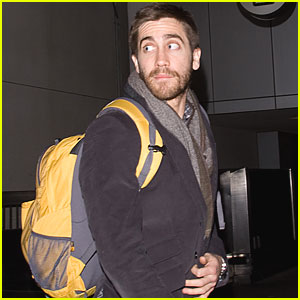 Jake Gyllenhaal is Looking Back
