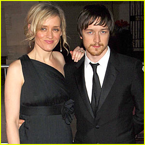 James McAvoy & Anne-Marie Duff Expecting A Child