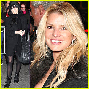 Jessica Simpson: Supportive Big Sister!