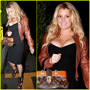 Jessica Simpson: Ball Sack Scared