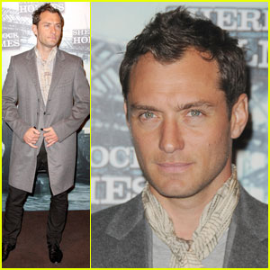 Jude Law is Paris Personable