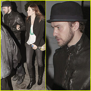 Justin Timberlake & Jessica Biel: Fitter, Happier, Helping Haiti