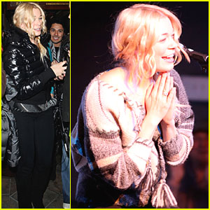 LeAnn Rimes Debuts New Song at Sundance