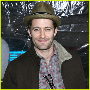 Matthew Morrison's Debut Album Drops This Fall