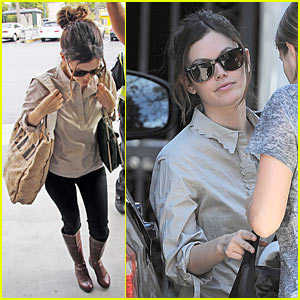Rachel Bilson Feeds & Educates 1 Child For 1 School Year