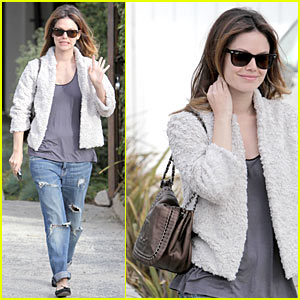 Rachel Bilson: I Love Me Some Simon Cowell