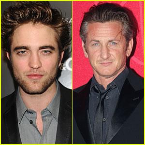 Robert Pattinson & Sean Penn Bringing 'Water for Elephants'?