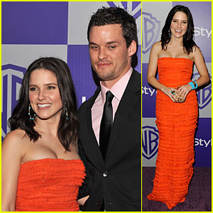 Sophia Bush & Austin Nichols: Golden Globes After-Party!