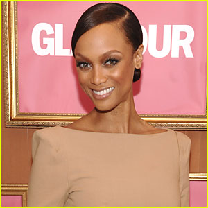 Tyra Banks Announces Plus-Sized Teen Model Competition