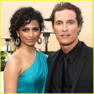 Vida McConaughey: Matthew McConaughey's New Daughter!