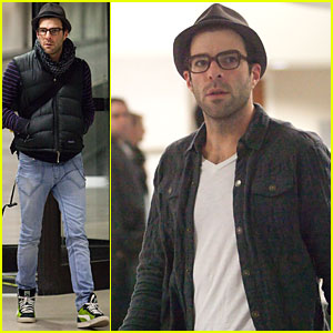 Zachary Quinto: 'Hearts On Fire' Tonight!