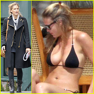 Bar Refaeli: Mexico Vacation with Leo DiCaprio?