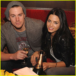 Channing Tatum's Planet Revolves Around Jenna Dewan