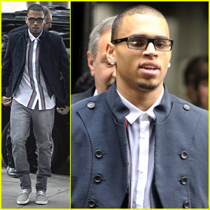 Chris Brown: Probation Progress Report
