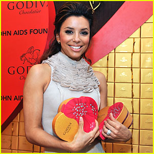 Eva Longoria Has a Heart of Gold