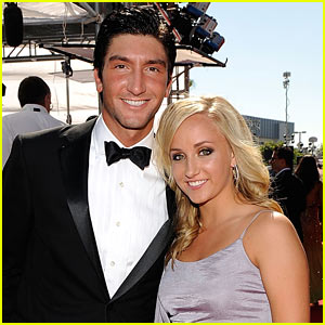 Evan Lysacek & Nastia Liukin: Dating or Not?