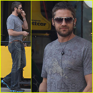 Gerard Butler Talks Romance Rumors