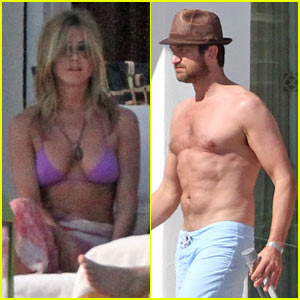 Gerard Butler to Jennifer Aniston: Happy Birthday!