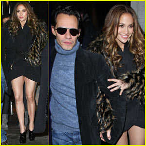 Jennifer Lopez: Saturday Night Live After-Party!