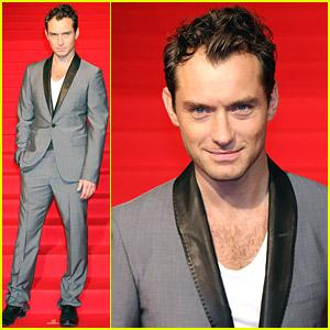Jude Law: Sayonara Sherlock Holmes