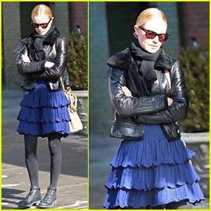 Kate Bosworth: Fashion Week Ready