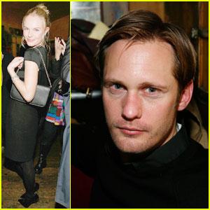 Kate Bosworth & Alexander Skarsgard: Pravda Pair