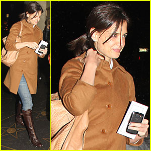 Katie Holmes is So 'Pride'-ful
