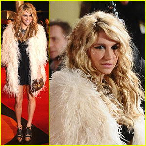 Ke$ha Takes On The Brit Awards