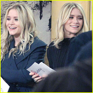 Mary-Kate & Ashley Olsen Debut 'Olsenboye' on ABC