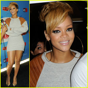 Rihanna: Backstage Beauty