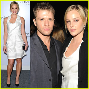 Ryan Phillippe & Abbie Cornish: Calvin Klein Couple