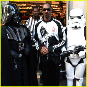 Snoop Dogg: Darth Vizzle Fo' Rizzle