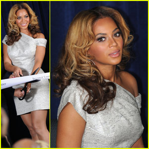 Beyonce Opens Her Own Cosmetology Center