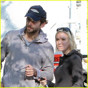 Renee Zellweger & Bradley Cooper: Progress Pair