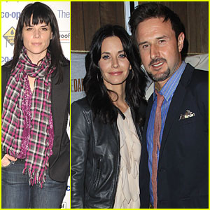 Courteney Cox, David Arquette & Neve Campbell: Back for 'Sc
