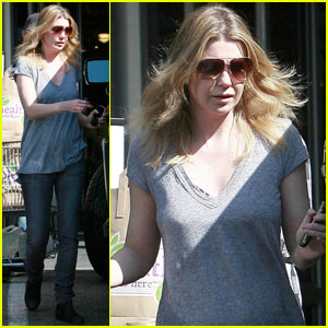 Ellen Pompeo: Whole Foods Foodie!
