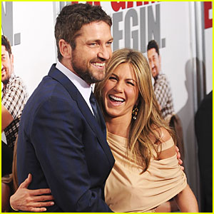 Jennifer Aniston Would 'Absolutely' Work with Gerard Butler Again