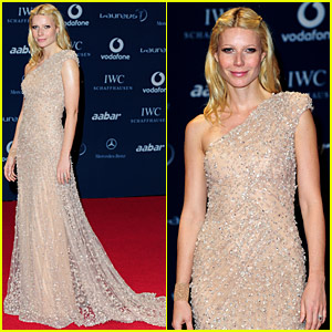 Gwyneth Paltrow: World Sports Awards in Abu Dhabi!