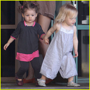 Harlow Madden: Cute at Kid Fit!