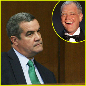 Letterman Extortionist: Six Months of Prison Time