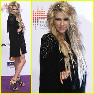 Ke$ha is Echo Awards Amazing