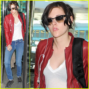 Kristen Stewart: Takin' it to Texas