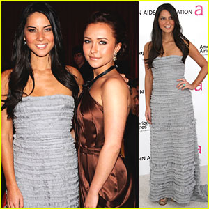 Olivia Munn: Oscar Party Playful