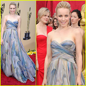 Rachel McAdams -- Oscars 2010 Red Carpet