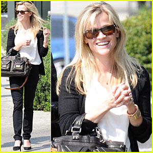 Reese Witherspoon Turns Another 'Page'