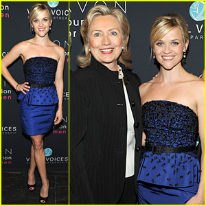 Reese Witherspoon Has a Vital Voice